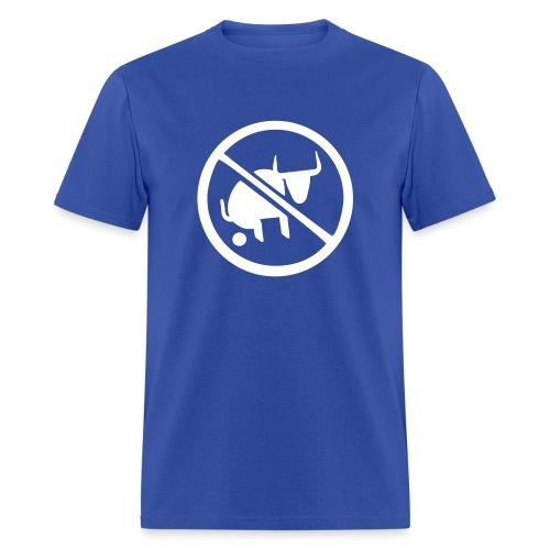 No Bullshit - Men's T-Shirt
