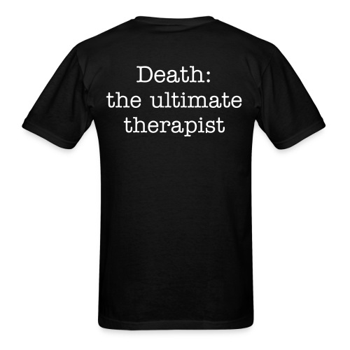 Ultimate Theripist - Men's T-Shirt