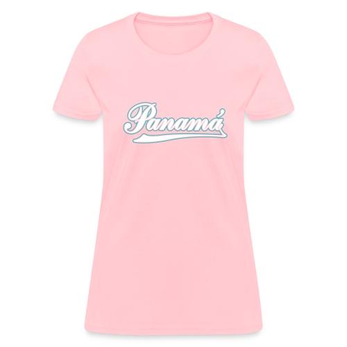 Panama Classic Cursive - Women's T-Shirt