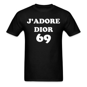 FAUX DIOR SHIRT 69 - Men's T-Shirt