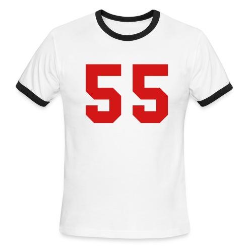 BECK Koyuki Lucky 55 T-shirt - Men's Ringer T-Shirt