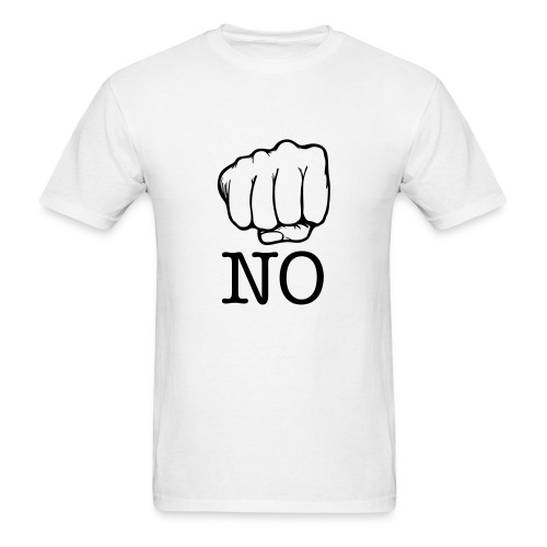 test shirt -no dap - Men's T-Shirt