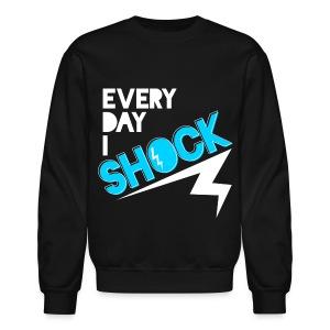 [B2ST] Every Day I Shock (Front & Back) - Crewneck Sweatshirt