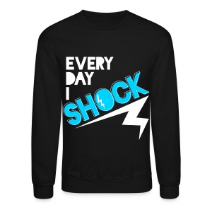 [B2ST] Every Day I Shock (Front & Back) - Crewneck Sweatshirt