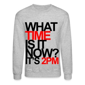 [2PM] What Time is it Now? - Crewneck Sweatshirt