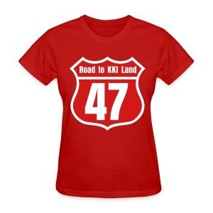 Road 2 KKI Land - Women's T-Shirt