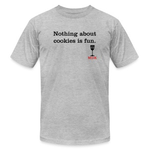 Truth Bomb - Men's T-Shirt by American Apparel