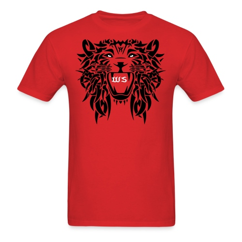 WS lion - Men's T-Shirt