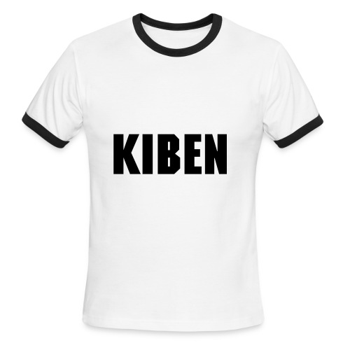 Kiben Men's Ringer T-Shirt - Men's Ringer T-Shirt