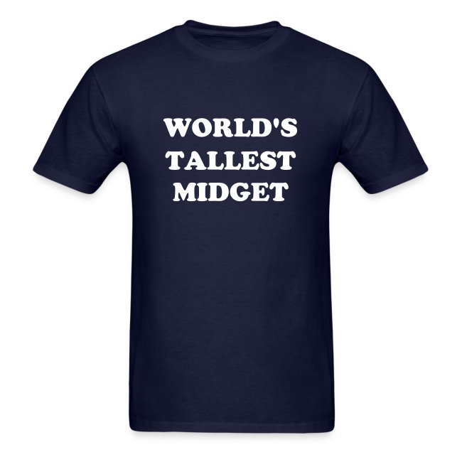 World's Tallest Midget