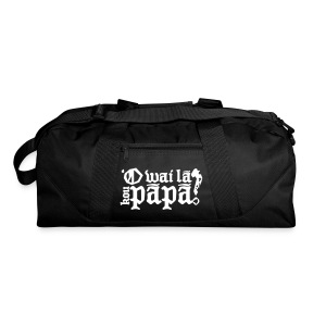 Hawaiian - Who's your daddy? - Duffel Bag