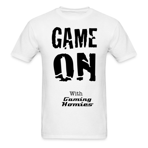 Game On with GamingHomies - Men's T-Shirt