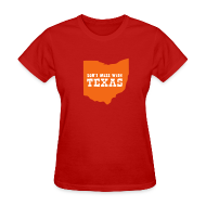 Women's T-Shirts ~ Women's T-Shirt ~ [dontmesswithtexas]