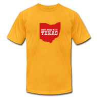 T-Shirts ~ Men's T-Shirt by American Apparel ~ [dontmesswithtexas]