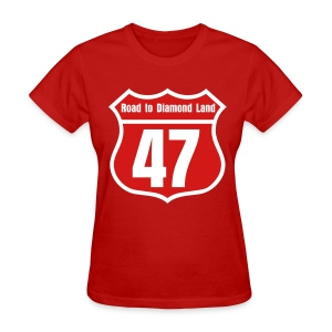 Road 2 Diamond Land - Women's T-Shirt