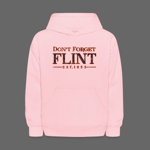 Don't Forget Flint Kid's Hooded Sweatshirt - Kids' Hoodie