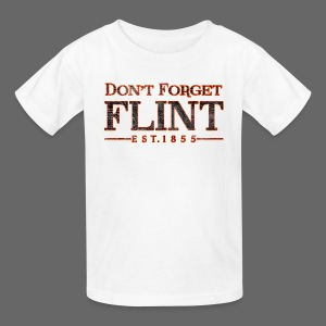 Don't Forget Flint Children's T-Shirt - Kids' T-Shirt