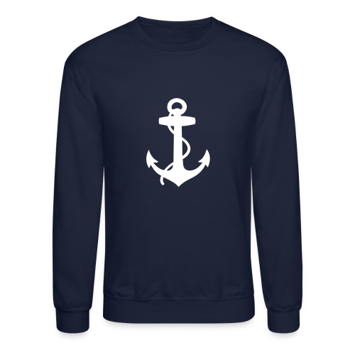 Crewneck Sweatshirt - summer,sailing,riparian,nautical,casual,boat,beach