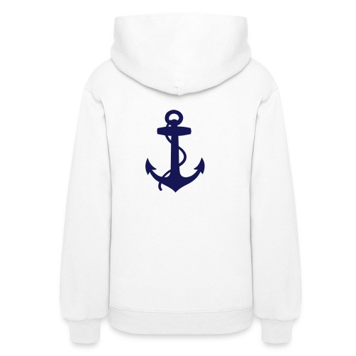 Women's Hoodie - summer,sailing,riparian,nautical,casual,boat,beach