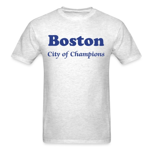 Boston - Men's T-Shirt