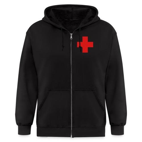 Medic hoody [m] - Men's Zip Hoodie