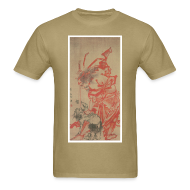 T-Shirts ~ Men's T-Shirt ~ Red Sword