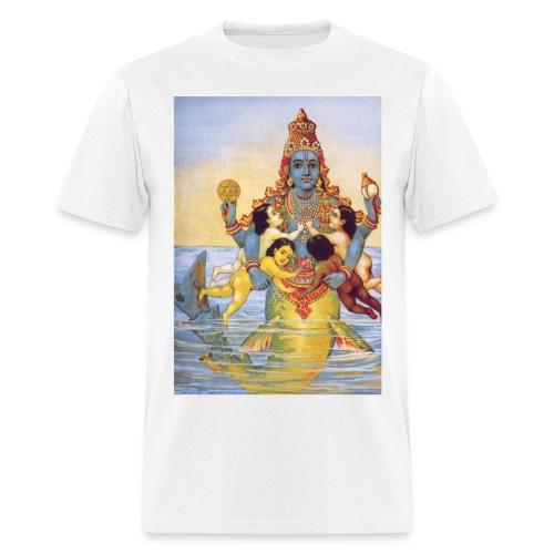 Vishnu  - Men's T-Shirt