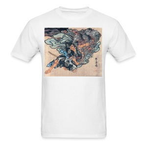 Flying Warrior - Men's T-Shirt