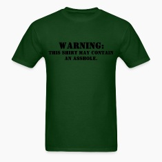 Warning T-Shirts