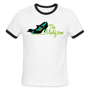 The Minty  men's ringer - Men's Ringer T-Shirt
