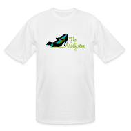 T-Shirts ~ Men's Tall T-Shirt ~ The Minty tall men's tee