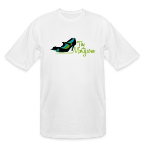 The Minty tall men's tee - Men's Tall T-Shirt