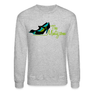 Long Sleeve Shirts ~ Crewneck Sweatshirt ~ The Minty sweatshirt