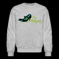 Long Sleeve Shirts ~ Crewneck Sweatshirt ~ The Minty sweatshirt