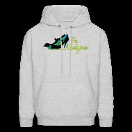 Hoodies ~ Men's Hoodie ~ The Minty hoodie