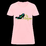 Women's T-Shirts ~ Women's T-Shirt ~ The Minty  women's light blue tee