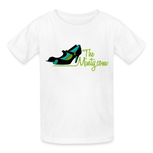 The Minty kid's shirt - Kids' T-Shirt