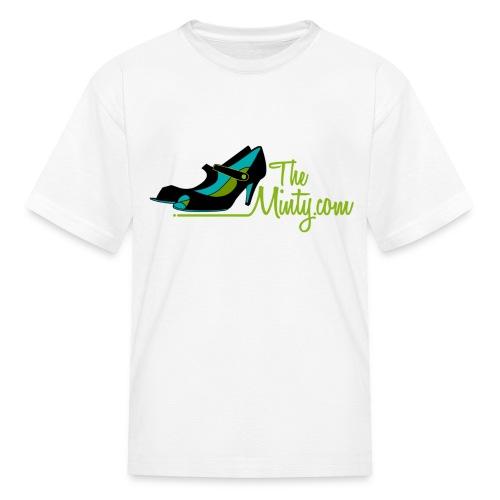 The Minty kid's shirt - Kids' T-Shirt