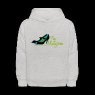 Sweatshirts ~ Kids' Hooded Sweatshirt ~ The Minty kid's hoodie