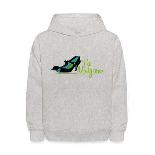 The Minty kid's hoodie - Kids' Hoodie