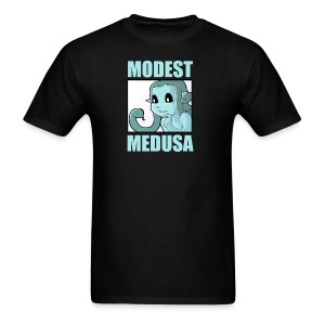 Curious Medusa - Men's T-Shirt