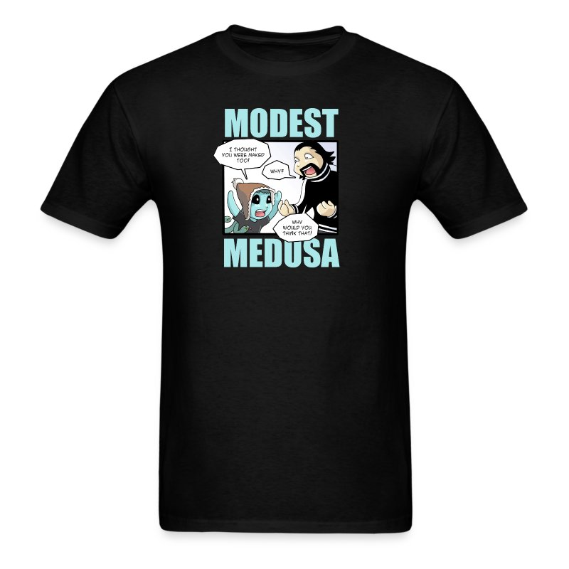 Naked Medusa - Men's T-Shirt