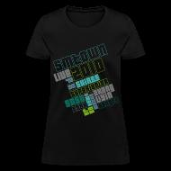 Women's T-Shirts ~ Women's T-Shirt ~ SMTOWN 2010 2