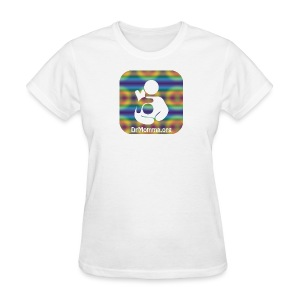 Breastfeeding Toddler / DrMomma - Women's T-Shirt