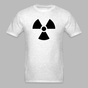 Radiation - Men's T-Shirt