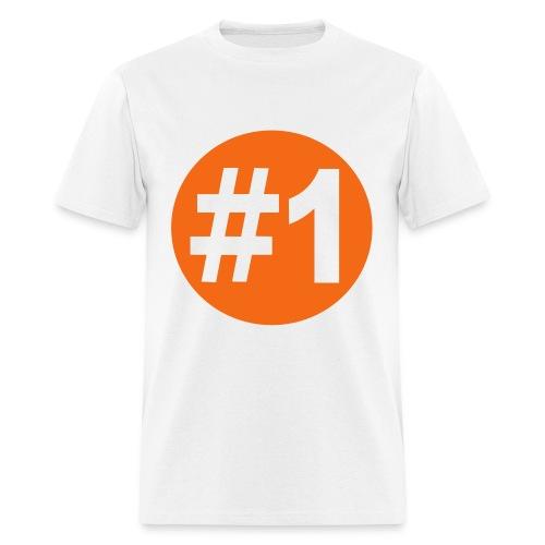 #1 - Men's T-Shirt