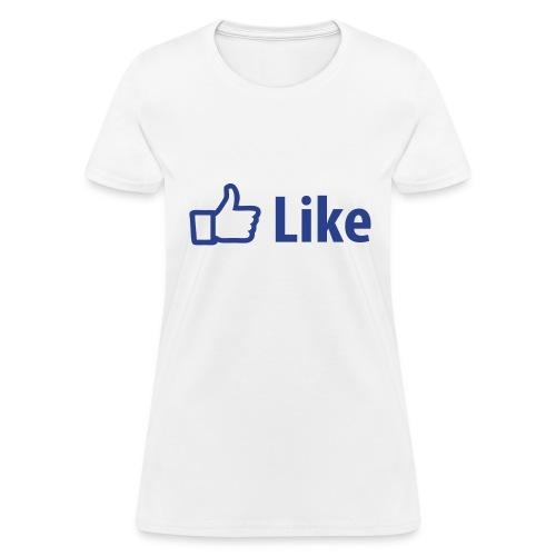 like - Women's T-Shirt