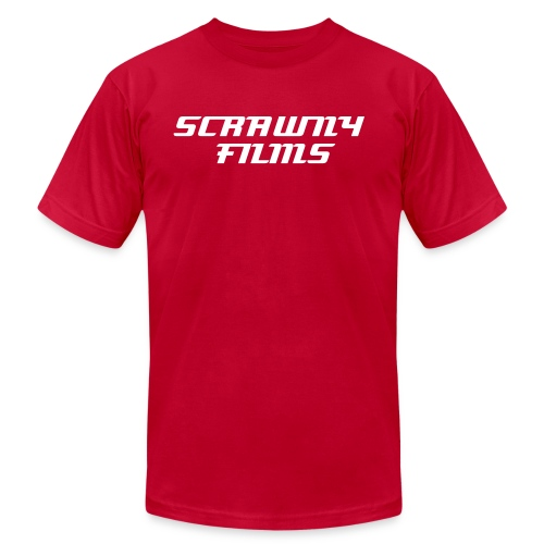 Scrawny Films Tee - Men's  Jersey T-Shirt