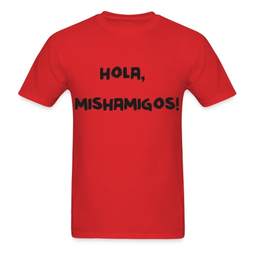 Men's Mishamigos Tee - Men's T-Shirt