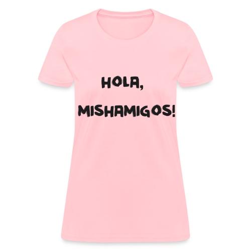 Women's Mishamigos Tee - Women's T-Shirt